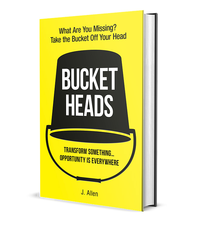 Bucket Heads Book
